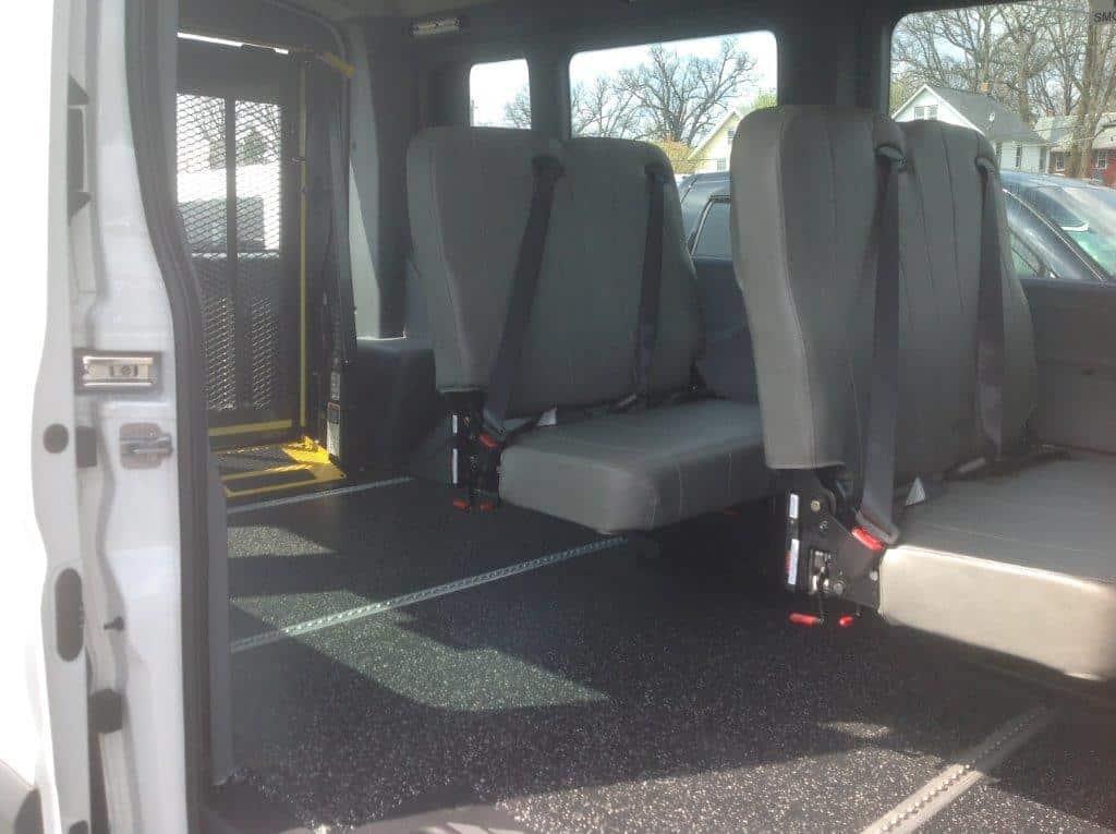 Traditional Wheelchair Van Track Floor Amp Custom Seating