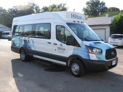 Van Delivery Photos Transit Passenger Vans Commtrans