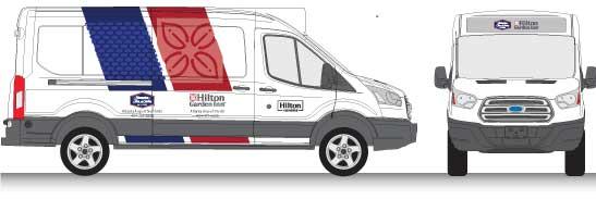 Hilton Dual Wrap 2 Brands