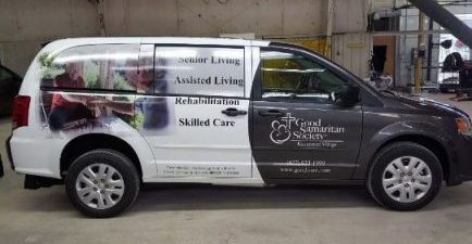 Good Samaritan Wheelchair Van