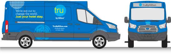 Tru-By-Hilton-Full-Wrap-On-Transit