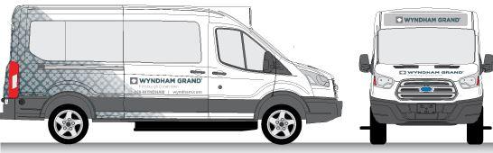 Wyndham Grand Van Wrap