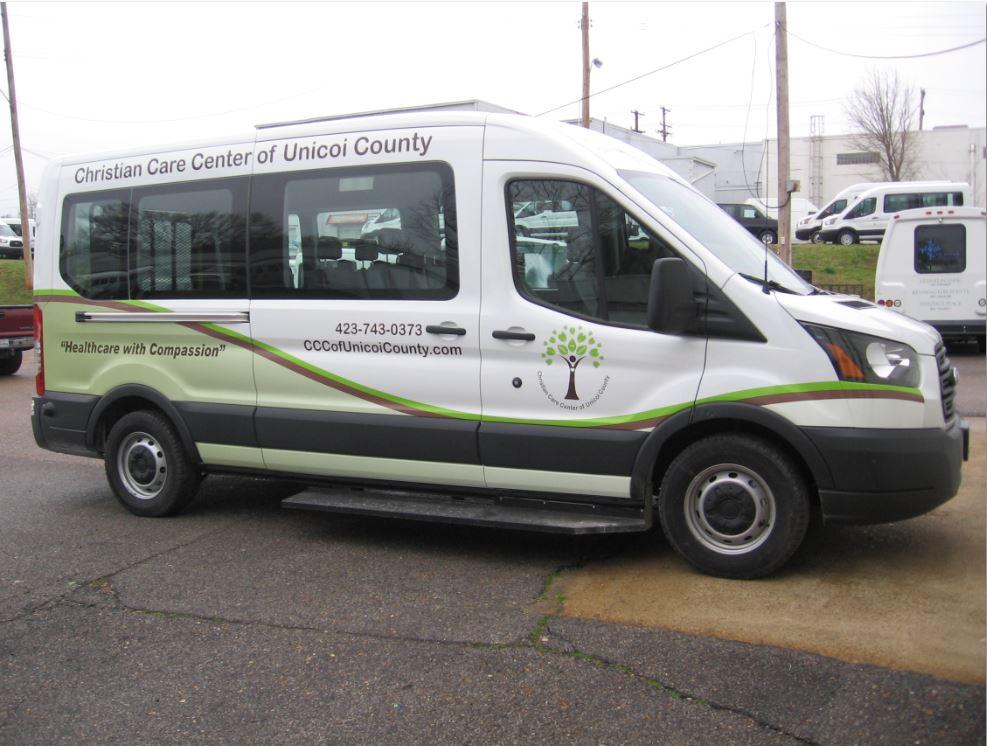 Christian Care Center Smartfloor Van With Braun Lift
