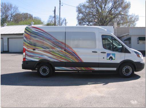 Mile High Behavioral Center 15 Passenger ShuttleStar Van