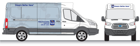 Sleep-Inn-Transit-Van-Wrap