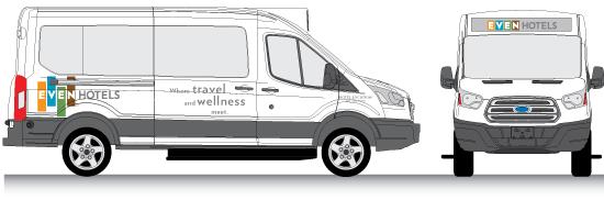 EVEN-Hotels-Van-Wrap