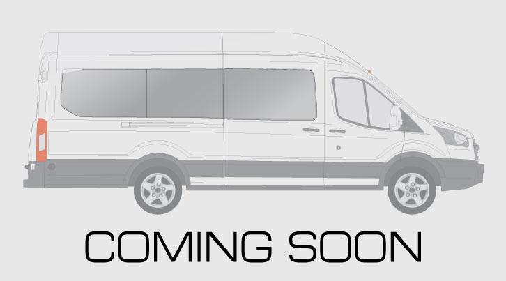 2020 ford transit shuttlestar 15 passengers rear luggage 13958 commtrans 2020 ford transit shuttlestar 15